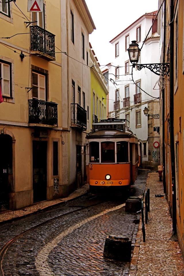 Alfama - Lisboa - PORTUGAL