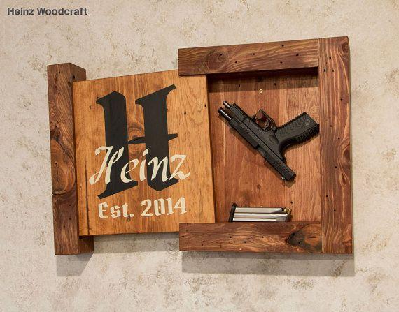 Almacenamiento oculto arma oculta almacenamiento por HeinzWoodcraft