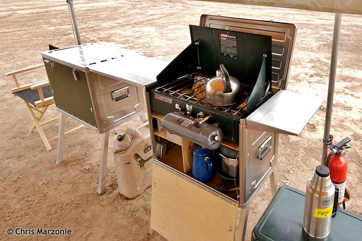 for Best camping kitchen ideas