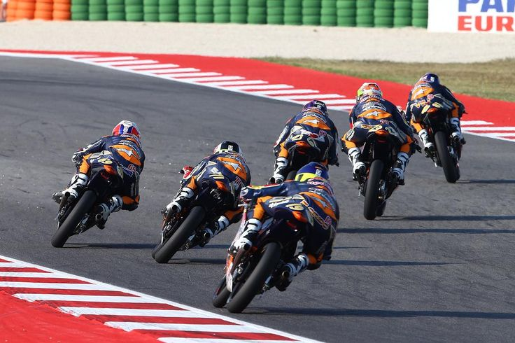 The new Red Bull MotoGP Rookies Cup season - chasing World Champions - http://superbike-news.co.uk/wordpress/new-red-bull-motogp-rookies-cup-season-chasing-world-champions/