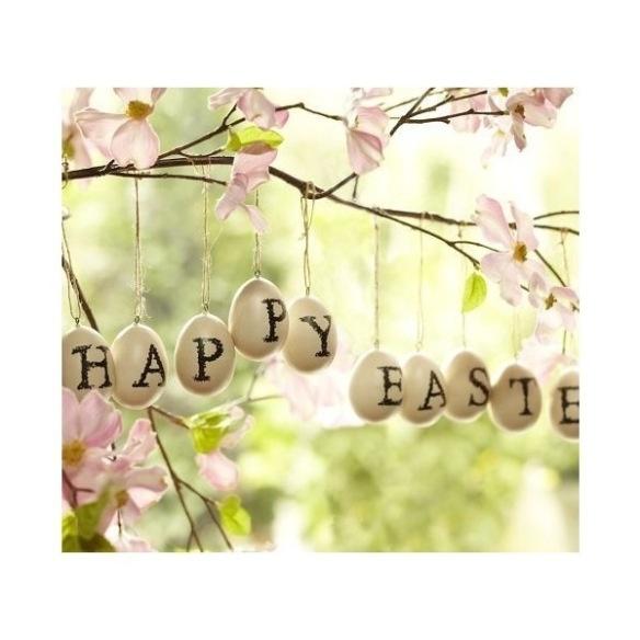 Easter decoration. Spring decoration. #EasterDecoration #DekoracjaWielkanocna #DekoracjaOkienna