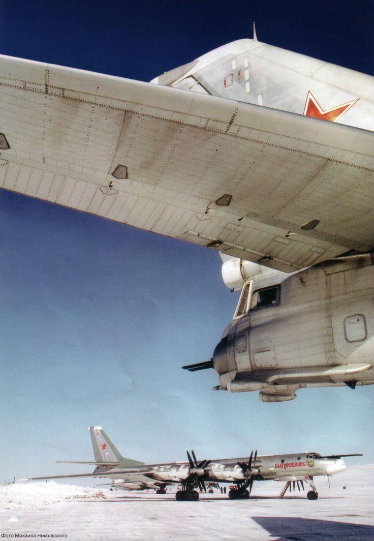 Airplane wing detail