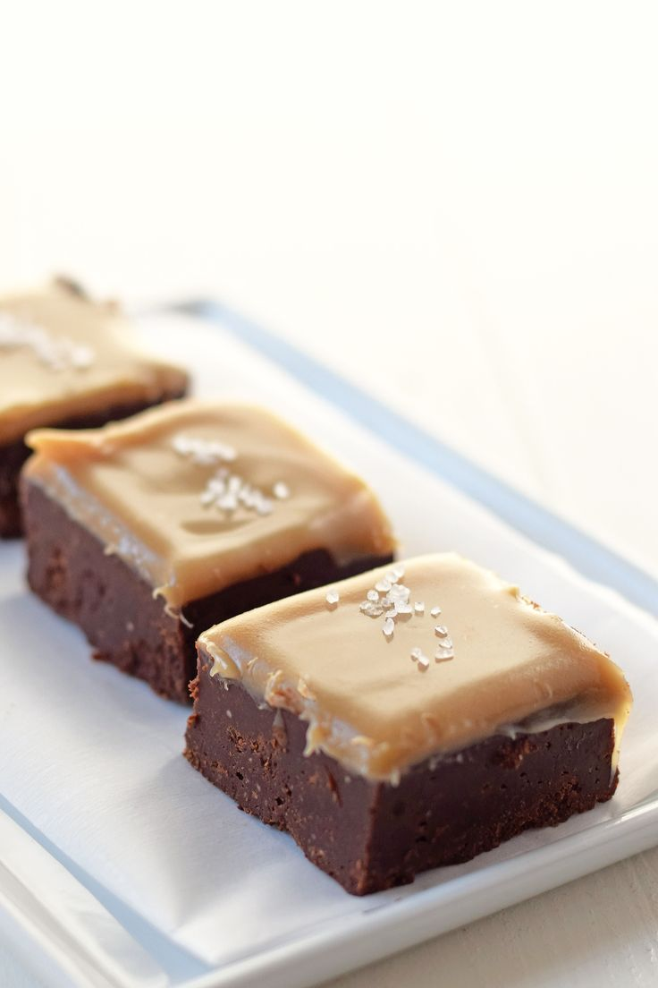 Salted Caramel Fudge Recipe