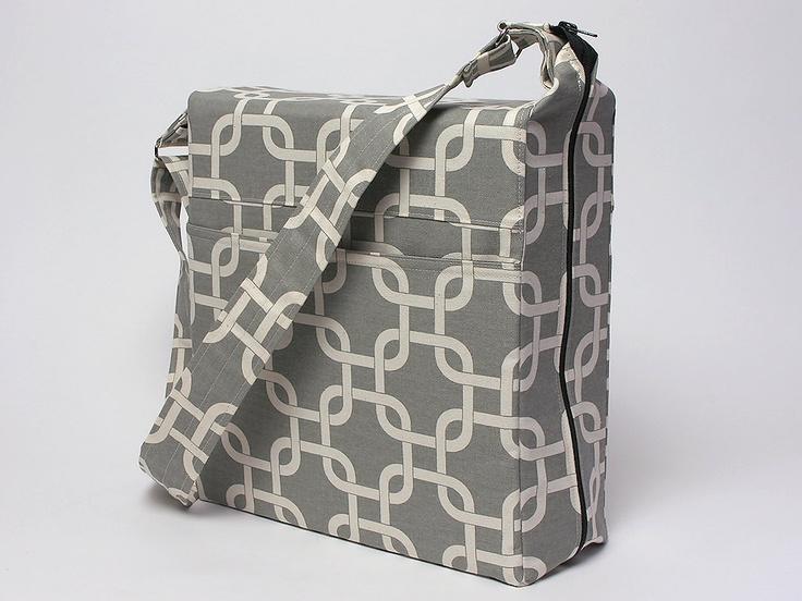 5 inch Binder Bag / Binder Cover, via Etsy.
