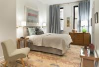 Bedroom-cozy-colors-neutral-bedside lighting