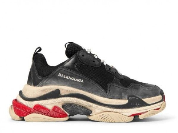 cd759319e93 Best Fake Balenciaga Triple S Trainers (2018 Reissue)