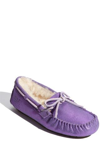 i need new slippers...and you know i like everything purple!