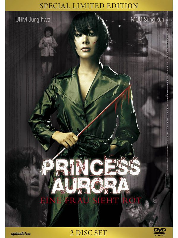 Princess Aurora (Special Limited Edition, 2 DVDs im Metallschuber)