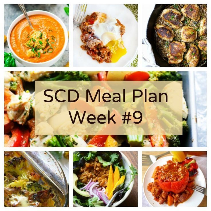 7 SCD (Specific Carbohydrate Diet) recipes.  Family friendly and Easy to make.