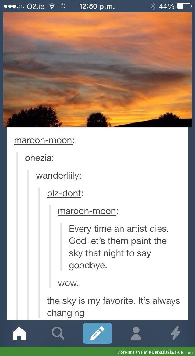 Tumblr gets deep