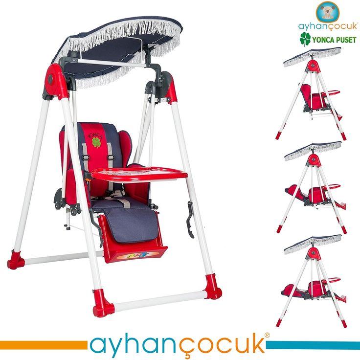 Yonca Zıpır Mama Sandalyesi Lüx Bebek Salıncak - Ayhan Çocuk | Anne ve Bebek Ürünleri Mağazası - Kampanyalar