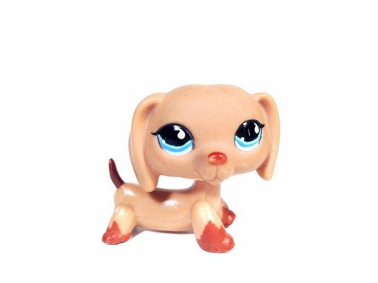 Amaozn Littlest Pet Shop Dog Dachshund