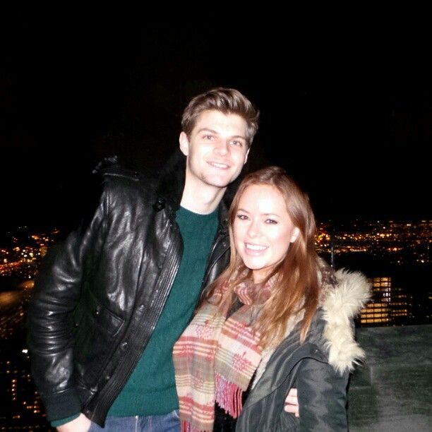 Jim and Tanya :) . . . Photo by jimstweetings