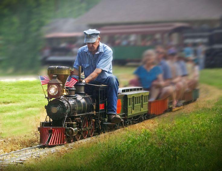 Hesston Train Museum - Hesston, IN