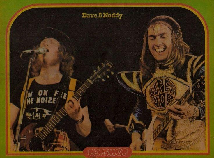 Noddy Holder & Dave Hill - Slade