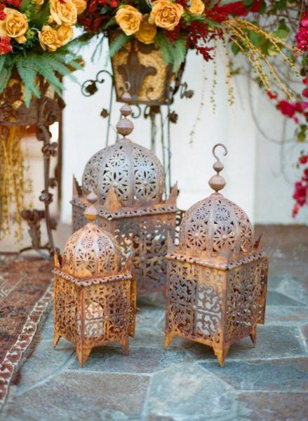 Ideas para una boda inspirada en Marruecos ¡Te encantará! Image: 1