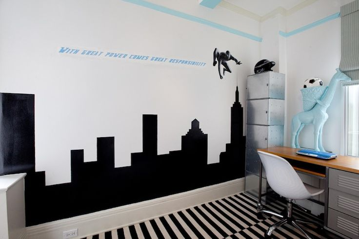 this would be perfect for what I am doing in the loft - draw out and then paint with chalk paint? Loving this idea