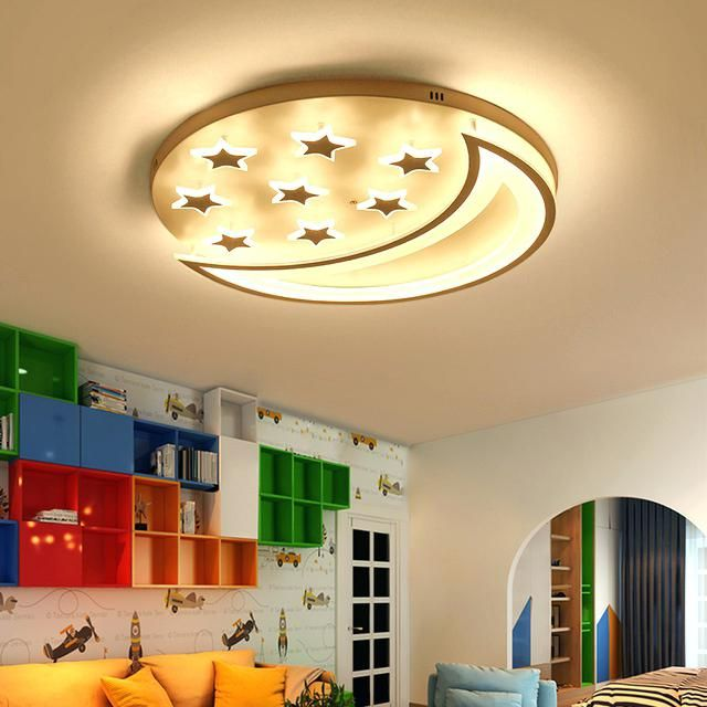 Children S Room Hanging Lamps Home Interior Design Ideas Bedroom Ceiling Light Ceiling Lights Modern Kids Room