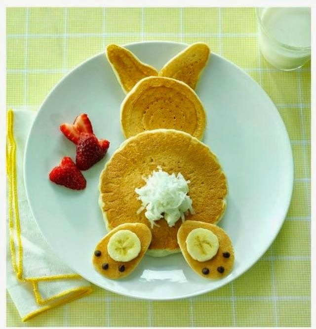 Great idea for Easter morning!