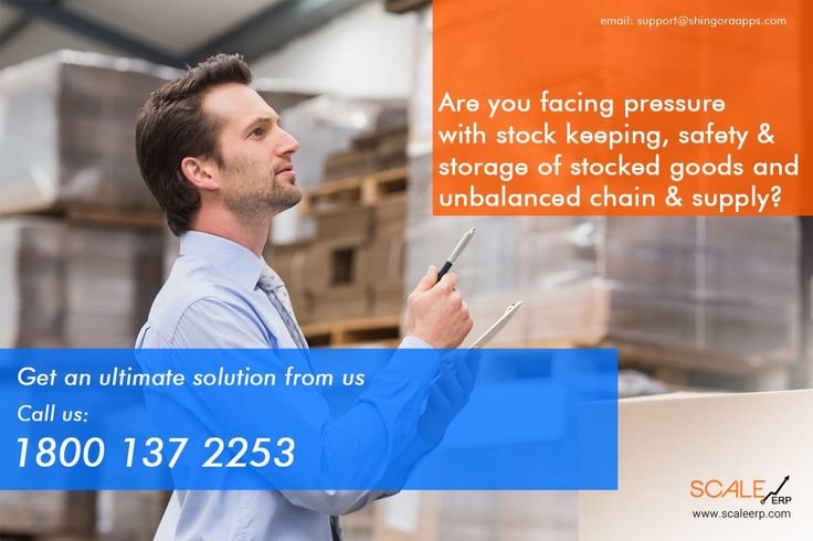 Are you facing pressure with stock keeping, safety & storage of stocked goods and unbalanced chain & supply? Get an ultimate solution from us. Call: 1800 137 2253