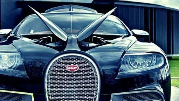 Bugatti 4 door