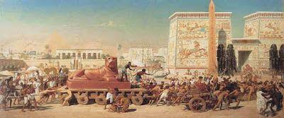 Η ΑΠΟΚΑΛΥΨΗ ΤΟΥ ΕΝΑΤΟΥ ΚΥΜΑΤΟΣ: Aρχαία Αιγυπτιακά μυστήρια