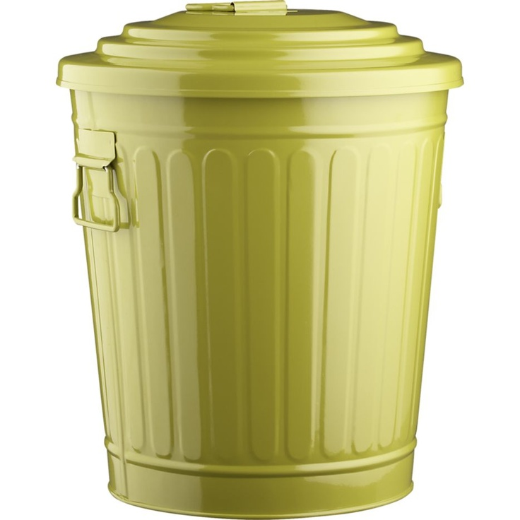 Green 4.5-Gallon Utility Pail in Garden, Patio | Crate and Barrel