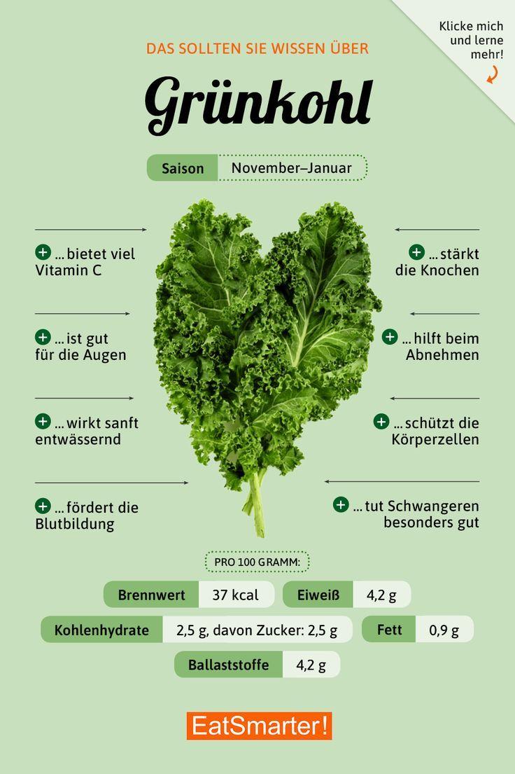 Grünkohl – Ani's bunte Küche | gesunde Ernährung in Büro und Alltag