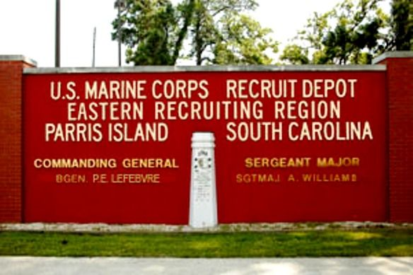 Paris Island Beaufort South Carolina | Parris Island, South Carolina - Pro Wrestling Wiki - Divas, Knockouts ...