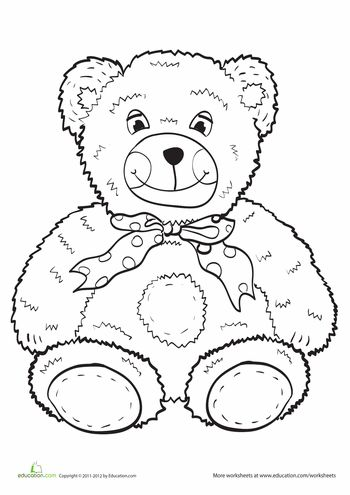 78 best Coloring pages Bears images on Pinterest