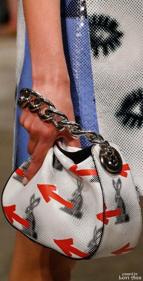 f879992ebc5a Prada Spring 2016 | @ my handbags | bags | Pinterest | Prada .