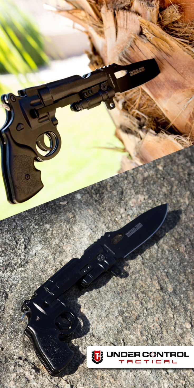 Need a Gift Idea for a Gun Lover in Your Life?  Checkout the Brand-New Pistol Gun Knife at http://a.co/hcl9oOp  Its the PERFECT Gift for Your Husband, Dad, Boyfriend, or Friend!