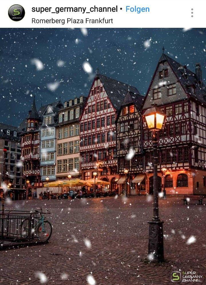 Frankfurt Am Main Heimat Beautiful Places To Travel Beautiful Places To Visit Best Places To Travel