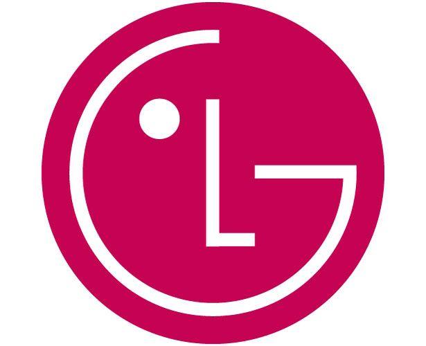 je ziet een rond logo en de kleuren die gebruikt zijn zijn roze en wit