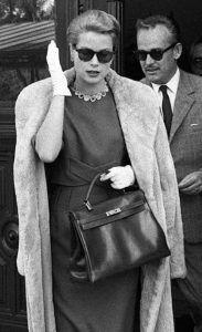 Birkin bag di Hermès