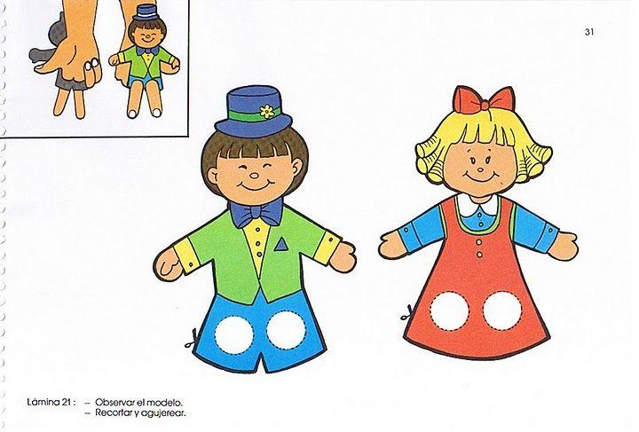 Куклы-ходилки.Театр кукол - пальчиковый. - 112682912932882745089 - Веб-альбомы Picasa