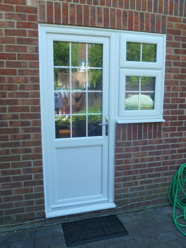 78 best images about upvc back doors on pinterest for Ready made upvc doors
