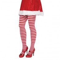 Candy Stripe Tights One Size Fits Most $17.95  A378812