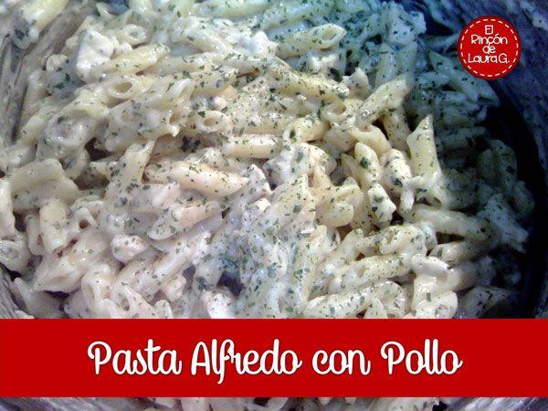 Con esta receta aprenderás cómo hacer Pasta Alfredo con Pollo paso a paso con fotos y tips. Es una receta completa, fácil y sólo ensucias una olla. One-pan Chicken Alfredo #pasta #macarrones #alfredo #pollo #penne #nata #crema #receta #recipe #elrincondelaurag