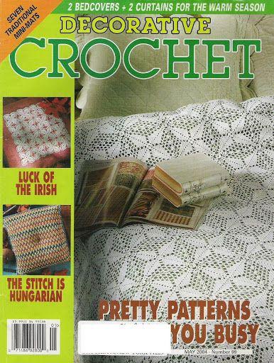 Decorative Crochet Magazines 63 - Gitte Andersen - Picasa Web Albums