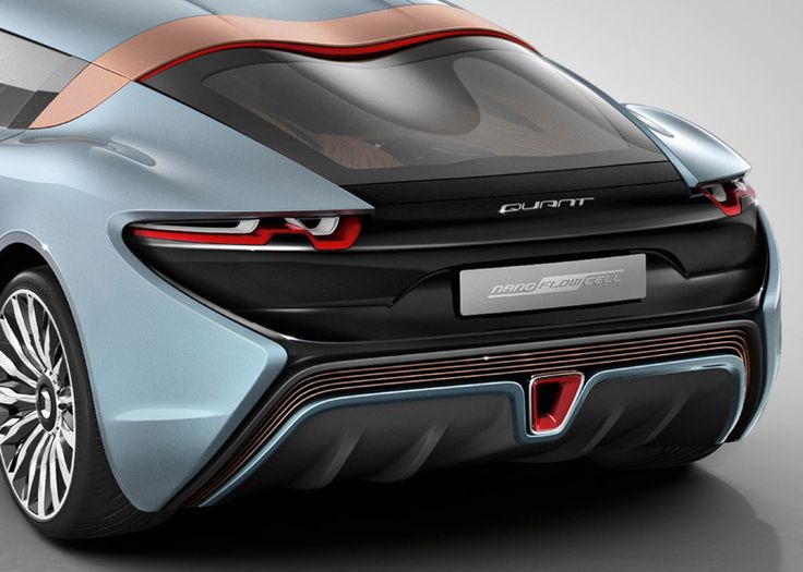Salt water-powered electric car approved for roads in Europe    Nanoflowcell, which designed the Quant e-Sportlimousine, has received official approval to test its e-Sportlimousine on the roads from German industry certification organisation TÜV Süd.   Dezeen