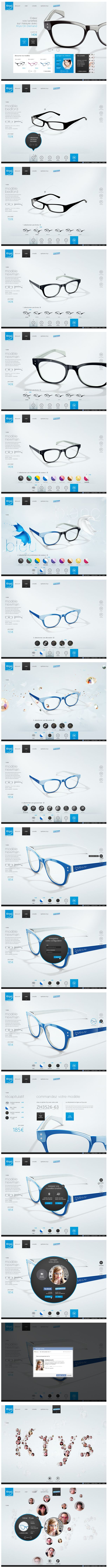 >> Customize UI <<  http://www.behance.net/gallery/Krys-Configurator/4446573