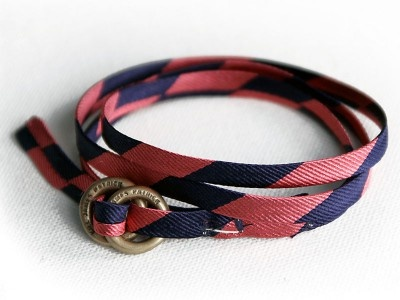 necktie belt: James Of Arci, Wraps Bracelets, James Patrick'S, Kiel James, Men Ties, Archer Wraps, Kjp Archer, Nautical Chic, Friendship Bracelets