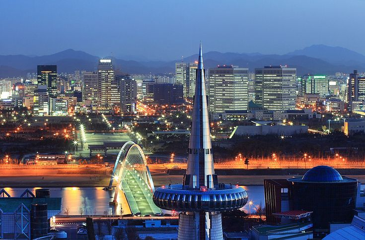 Seoul. one of the best cities i've ever lived in.