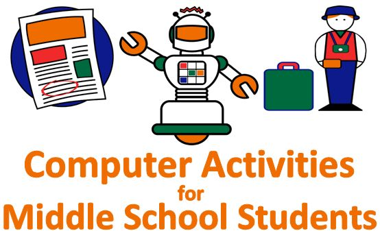 Project-based activities that use Microsoft Office! The Intermediate Computer Curriculum Set of technology projects has everything you need to teach Grade 6-9 students.