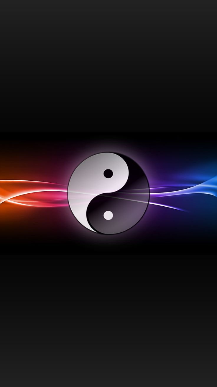Yin yang iphone wallpaper - Yin Yang Art Phone Wallpapers Iphone 6 Therapy Backgrounds Moon Awesome Symbols Death