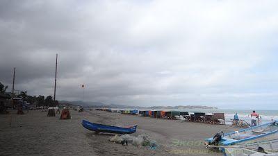 Эквадор Педерналес пляж