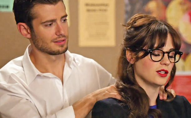 """OMG. I love Julian Morris! He's so perfect and gorgeous! This episode, """"Landline,"""" was hilarious!!!! AHHH! Only wish it was longer...New Girl 4X5."""