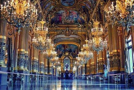 フランス パリ国立オペラ(Opéra national de Paris)                                                                                                                                                      もっと見る