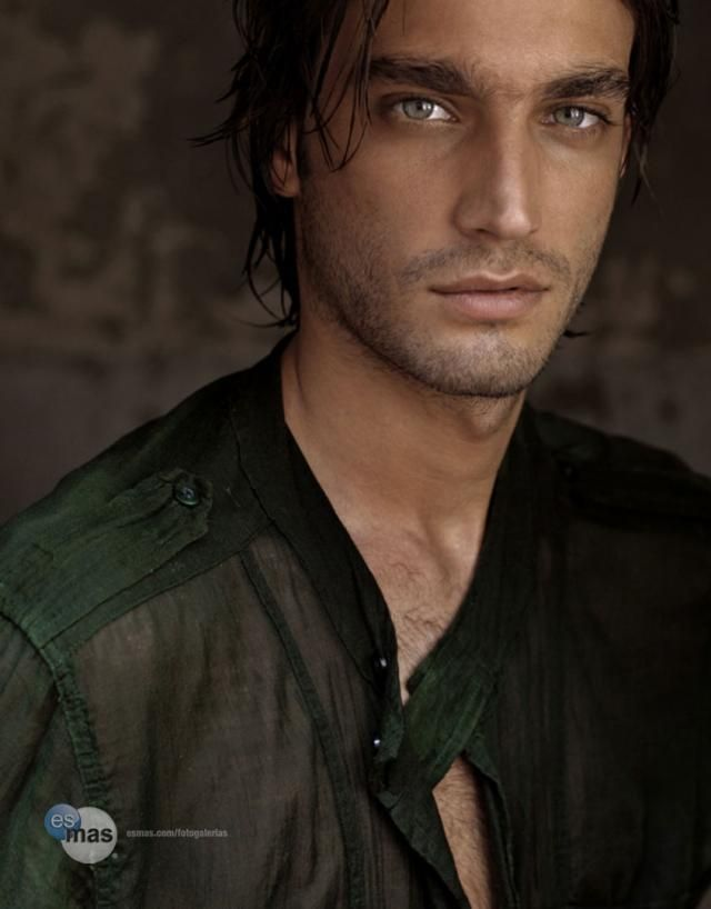 Ricardo Korkowski, Mexican actor, model, b. 1983